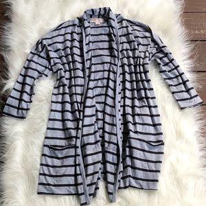 Michael Kors Open Front Cardigan Sweater S